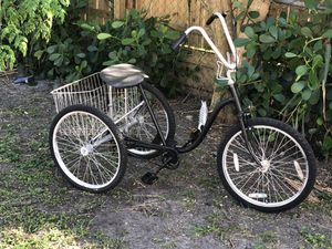 24 TRICYCLE 1 SPEED for Sale in West Palm Beach, FL