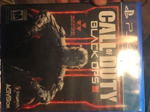 Call of duty black ops 3 for Sale in Montgomery, AL