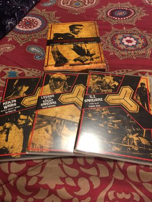 Samurai Sonny Chiba Collection for Sale in Paint Lick, KY