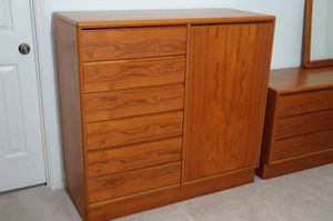 Teal Chester Drawers for Sale in Plano, TX