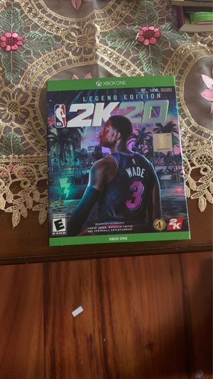 NBA 2k20 for Sale in Brooklyn, NY