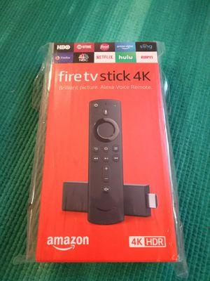 Amazon Fire TV Stick 4K for Sale in Darnestown, MD