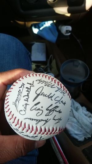 ⚾ Ball colección New York Mets for Sale in Hayward, CA
