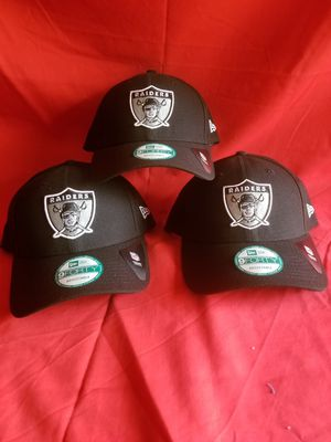 Oakland Raiders snapback hat for Sale for sale  Elk Grove, CA