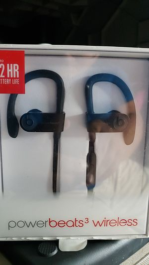 Powerbeats 3 wireless for Sale in Miami, FL