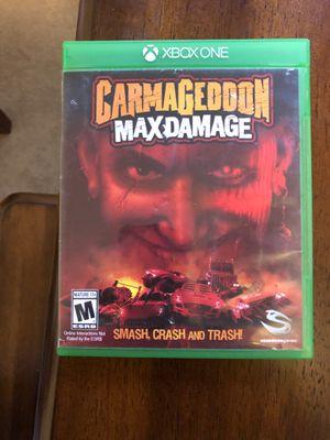 Carmageddon- MaxDamage game for Sale in Columbia, MO