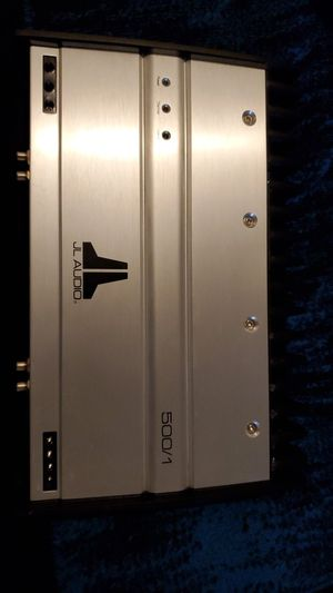 JL Audio 500/1 Amplifier for Sale in Milwaukie, OR