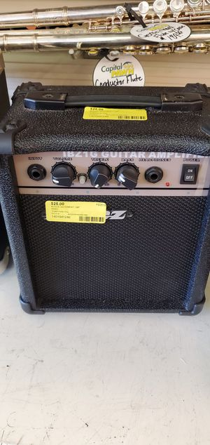 Ibanez IBZ1G guitar amp for Sale in Clinton, MS