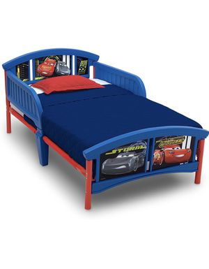 Toddler Bed (Cars Theme) for Sale in Baltimore, MD