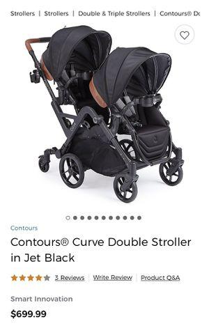Contour Double stroller for Sale in Atlanta, GA