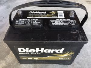 DieHard 12v Car Truck Battery 935 AMPS 12 Volt Size 24F 24F-6 750 CCA Cold Cranking Amps Vehicle Advanced Auto Parts for Sale in Clermont, FL