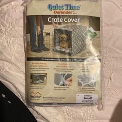 Quiet time defender crate cover for Sale in Arlington,  WA