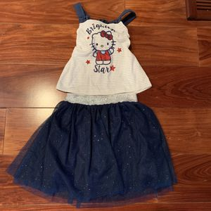 Hello Kitty Americana Outfit for Sale in Mountain View, CA