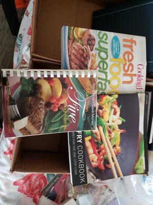 Free recipe books for Sale in Pittsburg, CA