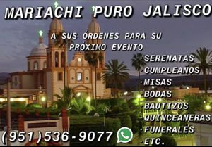 Mariachi Puro Jalisco for Sale in Riverside, CA