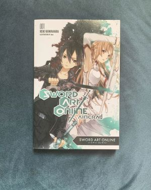 Sword art online light novel for Sale in Selma, CA