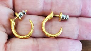 Earings...24k solid gold by Gurhan! for Sale in HUNTINGTN BCH, CA