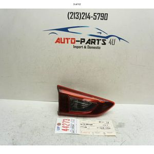 2016 2017 2018 MAZDA CX3 CX-3 LEFT DRIVER INNER TAIL LIGHT OEM UF44273 for Sale in Lynwood, CA