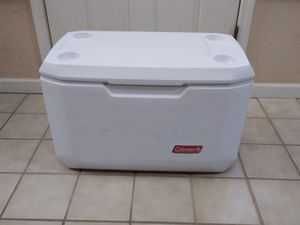 Large Coleman Xtreme Series Portable Cooler 70 Quart White for Sale in Elk Grove, CA
