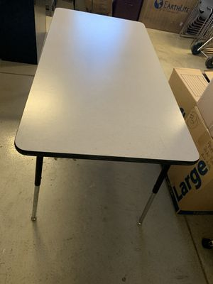 "Folding tables dinning office desk 60""X30""X29""H for Sale in Phoenix, AZ"