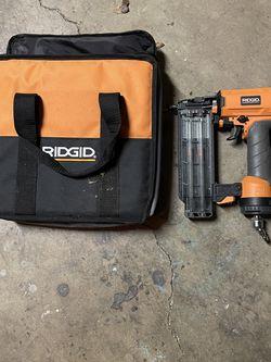 Rigid 18 Gauge Brad Nailer for Sale in Garden Grove,  CA