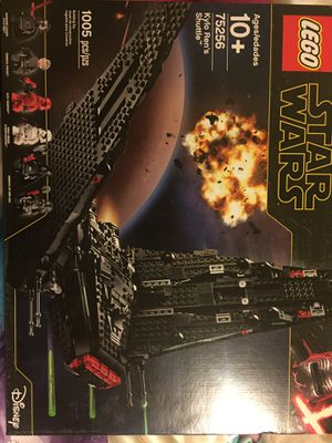 """Brand New LEGO STAR WARS Kylo Ren's Shuttle Complete Set"" for Sale in Alhambra, CA"