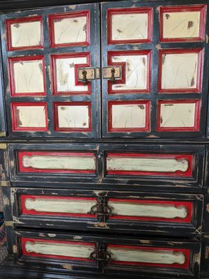 Antique Refurbished Cabinet for Sale in Houston, TX