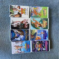 Assorted VHS Tapes 20$ each Flexible On Prices for Sale in Pembroke,  MA
