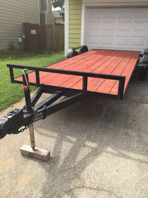 Heavy duty trailer for Sale in Lithonia, GA