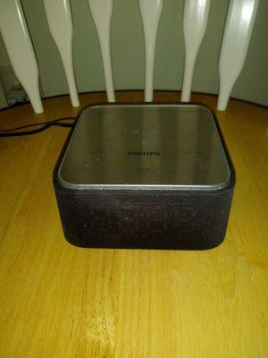 Bluetooth speaker/alarm clock for Sale in Boynton Beach, FL