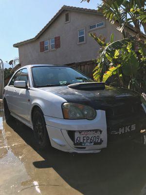 2004 Subaru WRX for Sale in Lake Elsinore, CA