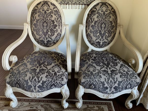 Chairs very sturdy purchased Marc Pridmore