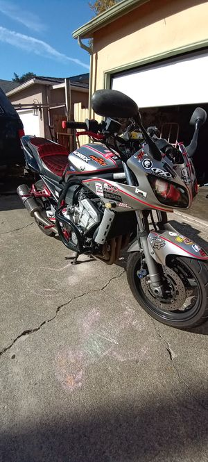 02 yamaha fz1000 for Sale in American Canyon, CA