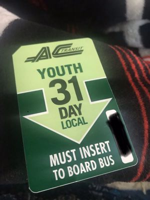 youth bus passes for Sale in Oakland, CA