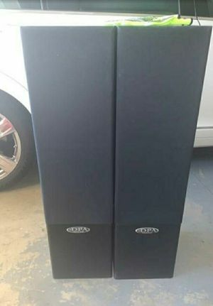 Digital Pro Audio Model DPA SL-2.8 Tower Speakers Sound System for Sale in Los Angeles, CA