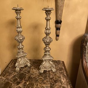 Two Candle Holders Moving Must Go ASAP for Sale in Woodstock, GA