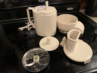 Vintage West Bend Food Processor for Sale in Pasco,  WA