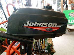 Johnson boat motor for Sale in Cordele, GA