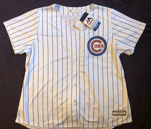 Chicago Cubs Anthony Rizzo Majestic Women's Baseball Jersey for Sale in Hacienda Heights, CA