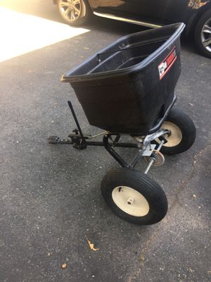 Commercial Size Tow Behind Spreader for Sale in Windsor, CT