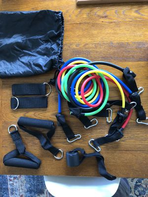 Brand New! Resistance Band Set for Sale in Rocky River, OH