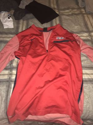 Nike ole miss pullover for Sale in Morton, MS