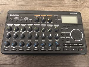 Tascam Dp008-ex Mulitrack Recorder for Sale in Los Angeles, CA
