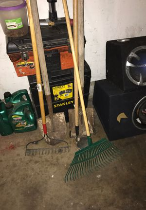 Farming or cleaning tools for Sale in Fontana, CA