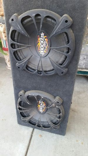 12 in Kicker Comp for Sale in West Covina, CA