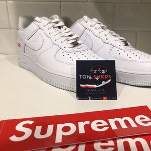 Supreme Air Force 1 Size 13 for Sale in Philadelphia, PA