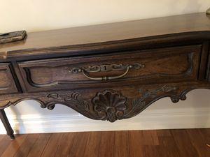 Victorian console table for Sale in Dearborn, MI