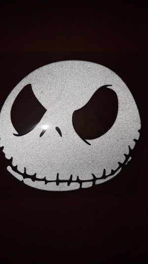 The Nightmare Before Christmas Jack Skellington decal for Sale in Winston-Salem, NC