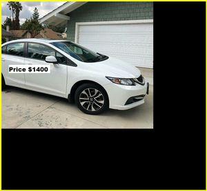 NoDown$1400 honda Civic for Sale in Detroit, MI