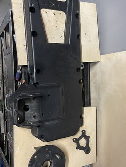 Evo Tire Carrier For A Jeep Jl for Sale in Bakersfield,  CA